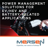 MERSEN TRANSPORTATION - ELECTRIC VEHICLES